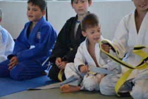 Examens BJJ Delft Juniors 1-6-2019