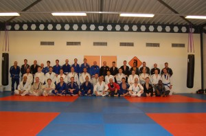 ICON team Nederland bij seminar Ze Marcello