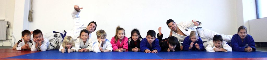 Groepsfoto BJJ Delft jeugd