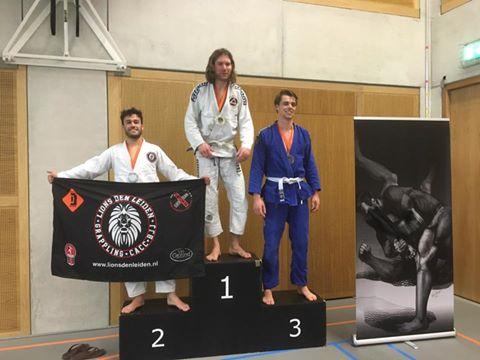Karim Rotterdam BJJ Open